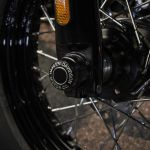 Harley Davidson Axle Nut Covers