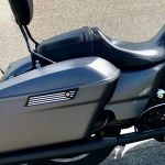 Harley Davidson Saddlebag Latch Covers