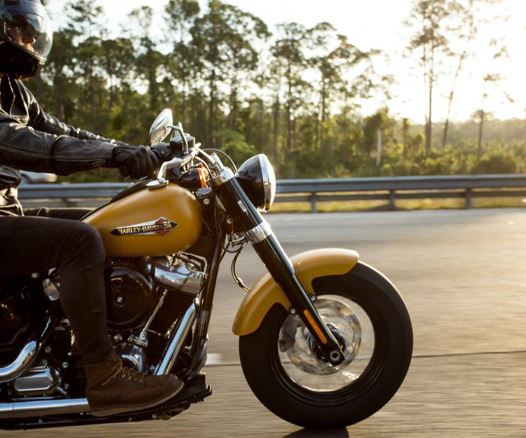 Harley Davidson Fenders