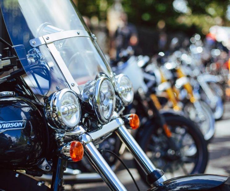 Harley Davidson Windshield